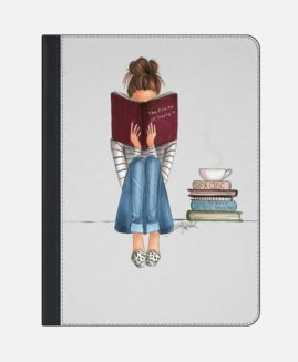 iPad Air 2 FOLIO CASE FINE ART OF STAYING IN