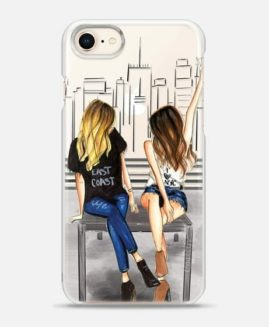 iPhone Cityscape Case