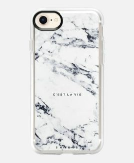 iPhone C'est la Marble Grip Case