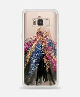 Samsung Galaxy S8 BLOOMING GOWN CASE