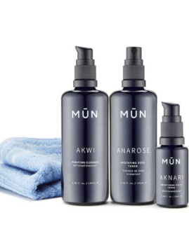 MUN - Daily Face Essentials